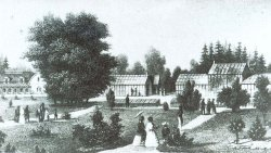 "Die ""ornamented farm"" von Caspar Voght in Flottbek um 1800"