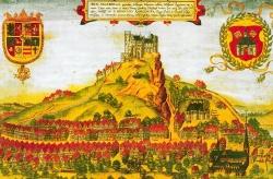 Sicherheit durch Höhe: das Beispiel Segeberg mit der einzigen Höhenburg in den Herzogtümern macht es anschaulich