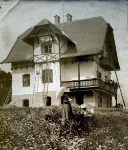 Ein Ort des Rückzugs: Die Villa am Starnberger See