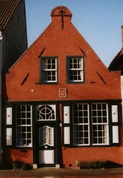 Das Haus Laman-Trip, ein Handwerkerhaus aus der Gründungszeit der Stadt