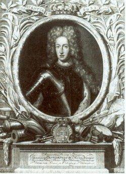 ... und sein Gegenspieler, der Gottorfer Herzog Friedrich IV.