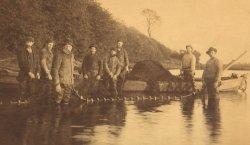 Heringsfischer an der Schlei