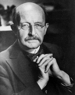 1918: Max Planck (1858 - 1947)