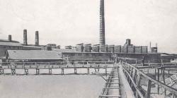 Portlandcementproduktion in Lägerdorf