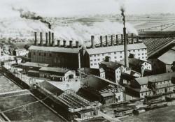 Die Breitenburger Portland Cement Fabrik
