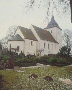 Kirche von Bosau