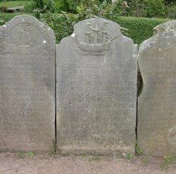 """Die prächtigen Grabsteine in Nebel auf Amrum lassen auf den Wohlstand der """"Kommandeure"""" schließen"""