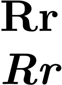 Latin_R