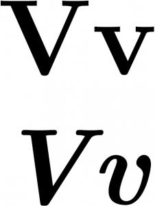 Latin_V